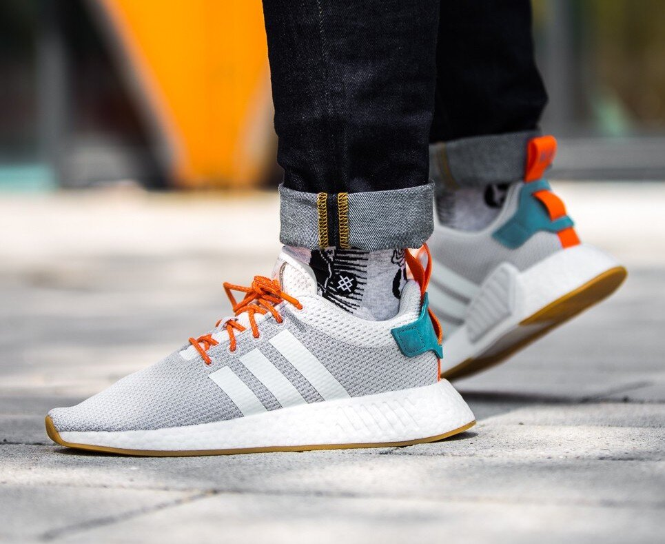 On Sale Adidas Nmd R2 Miami Sneaker Shouts
