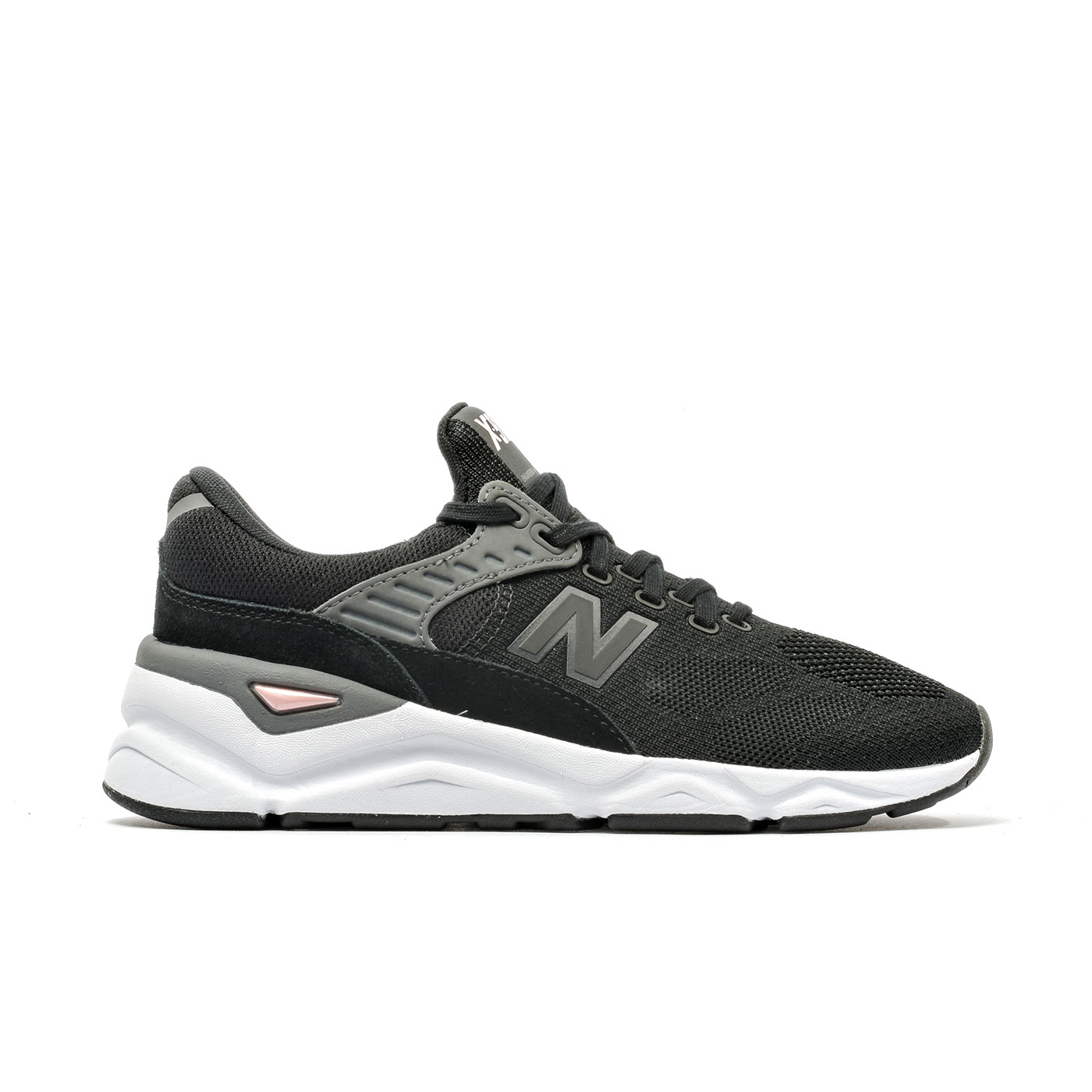 new balance x90 all black