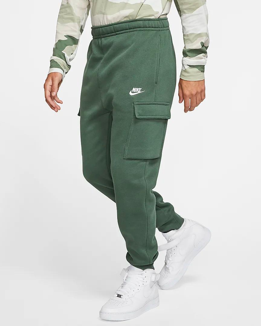 the Nike Sportswear Cargo Sweatpants