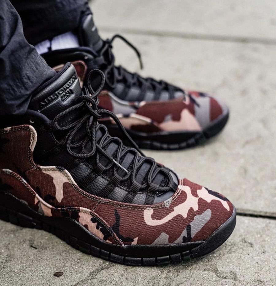 On Sale: Air Jordan 10 Retro