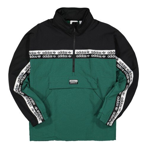 52% OFF the adidas R.Y.V. Pullover Jacket in Green — Sneaker