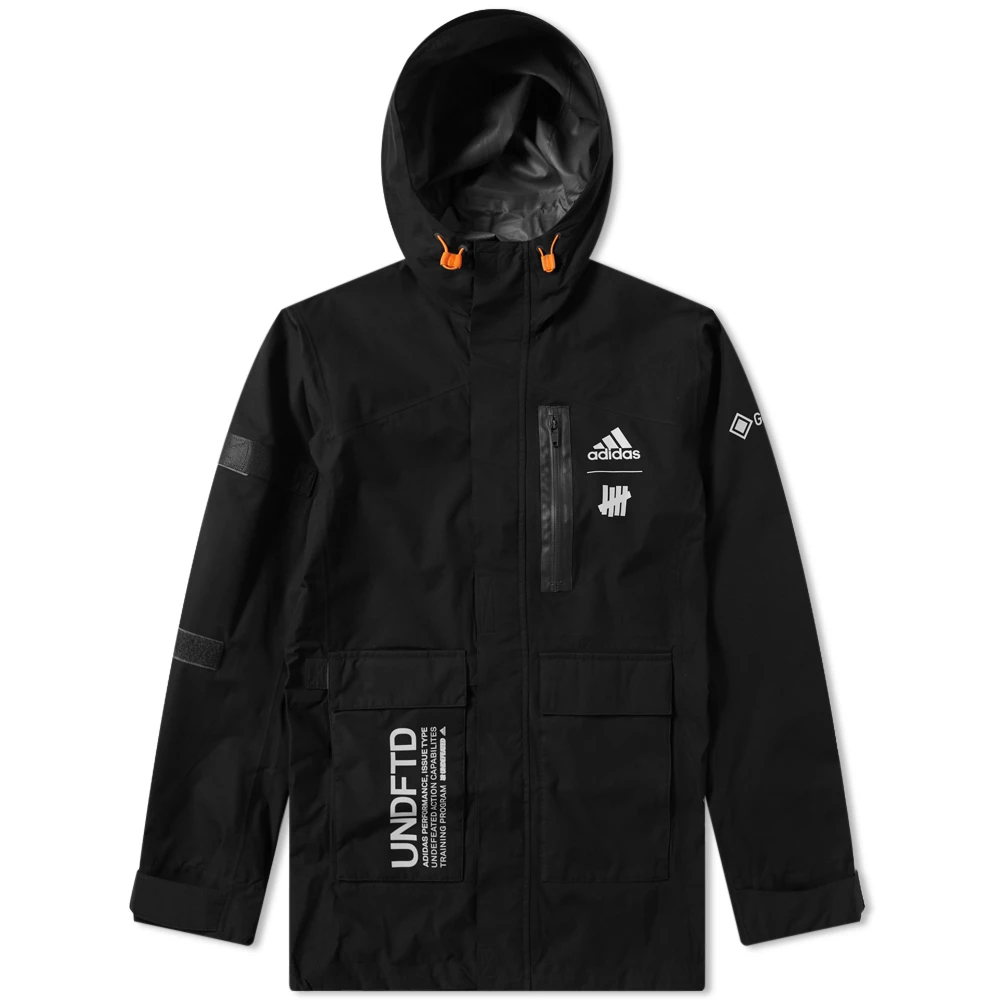 51% OFF the Undefeated x adidas Gore tex Jacket in Black