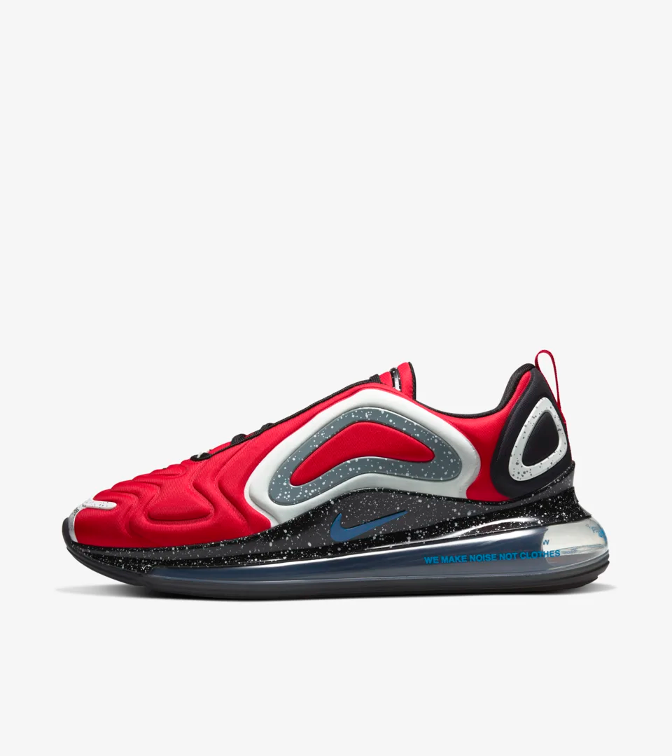 Now Available Undercover X Nike Air Max 720 Sneaker Shouts