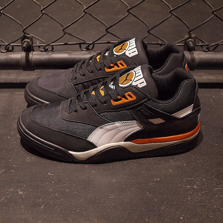 "Puma Palace Guard ""Black Orange"": Sale Price: $29.99 (Retail $90)  – FREE SHIPPING – use code:  – BLKSALE20 –  at checkout"