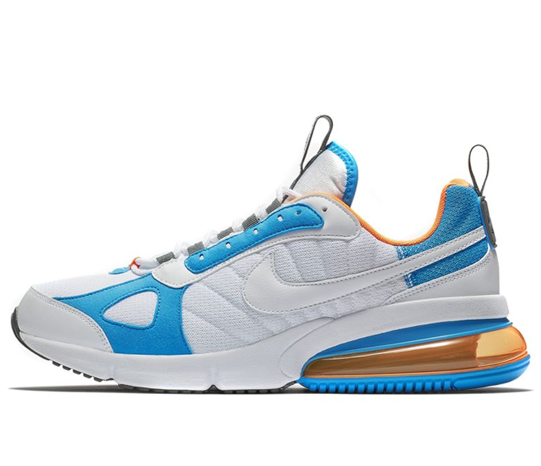 On Sale Nike Air Max 270 Futura White Orange Sneaker Shouts