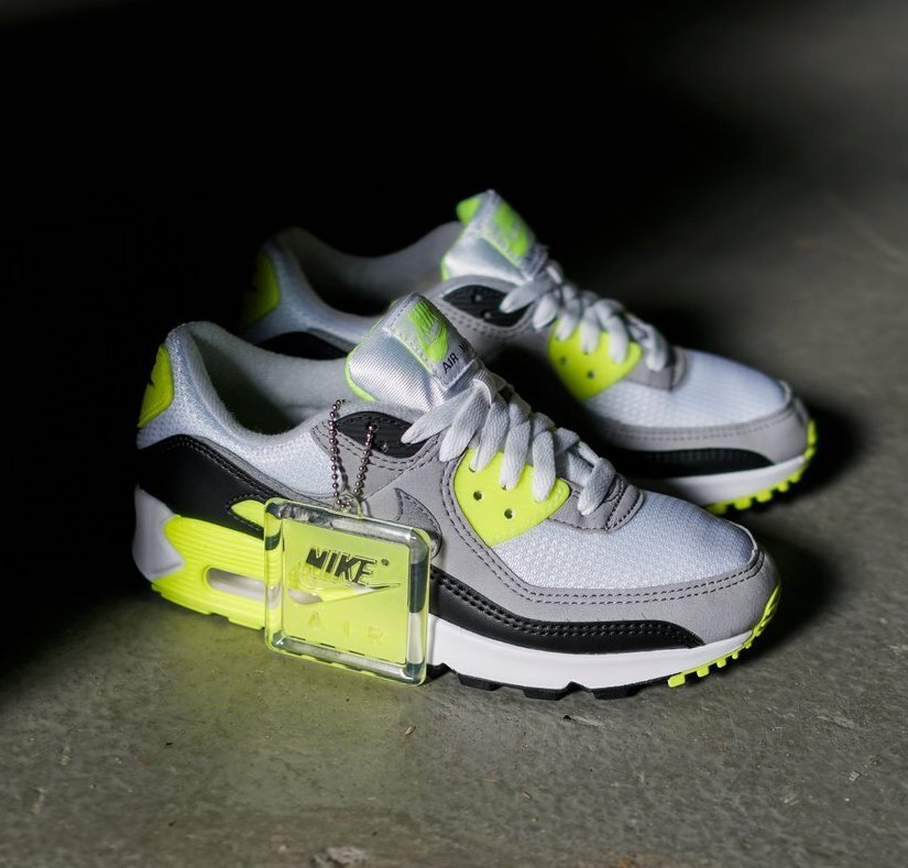 billig Nike Air Max 90 VOLT 2020 (CD0881 103) (CD0881 103
