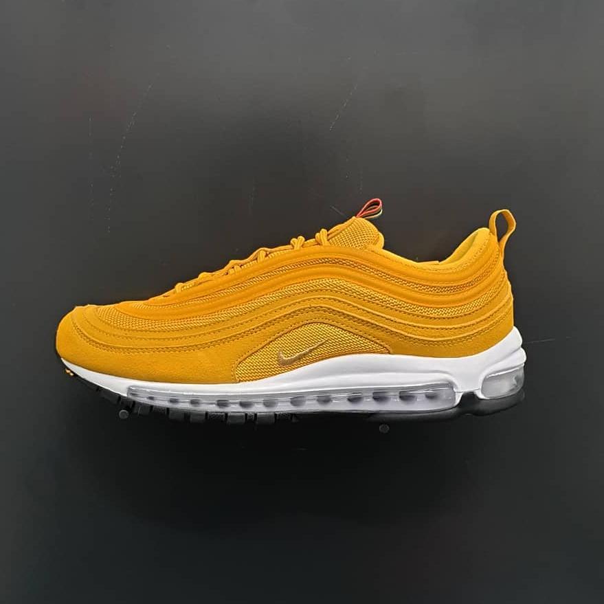 nike air max yellow 97