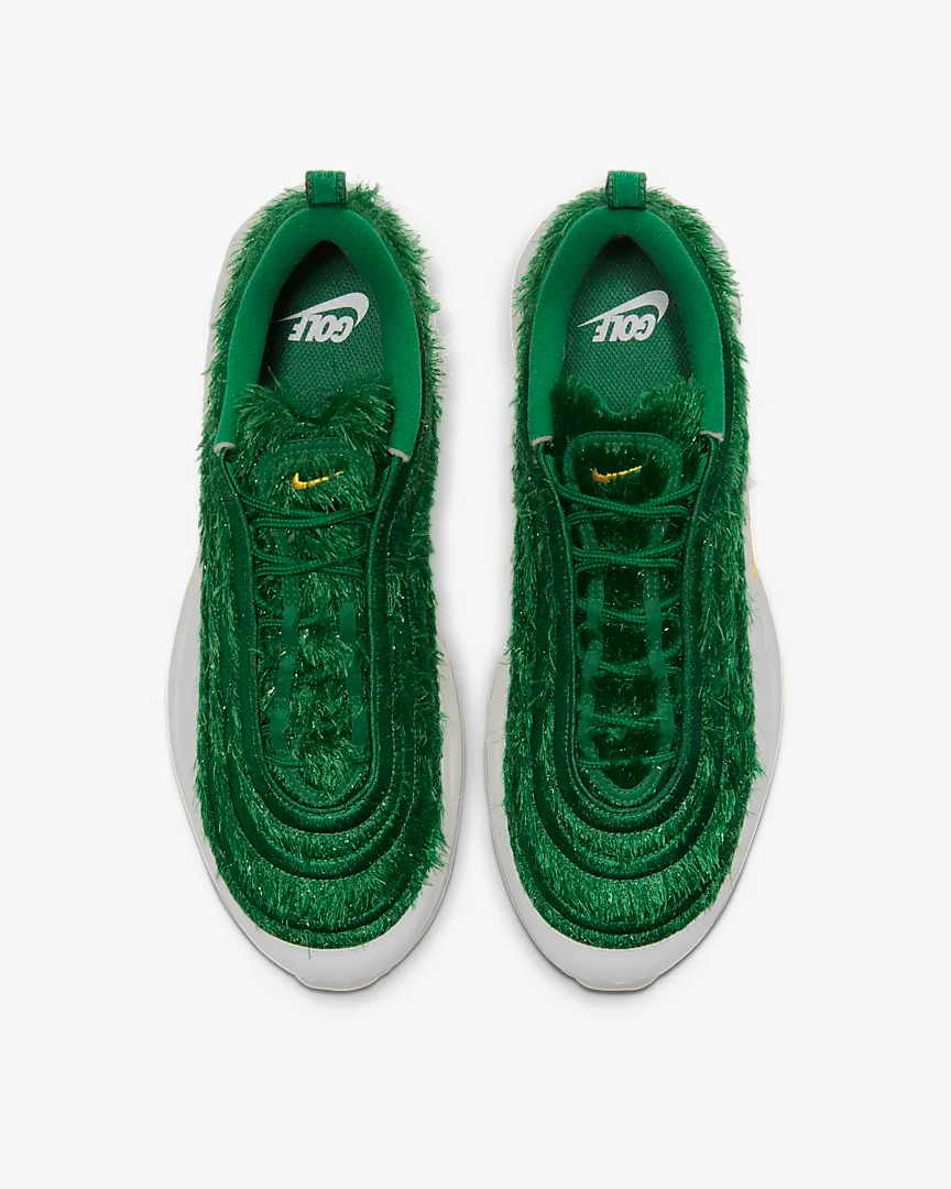 Now Available Nike Air Max 97 Nrg Golf Grass Sneaker Shouts