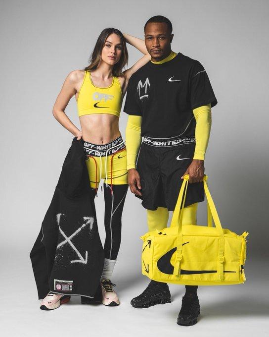 Off-White x Nike Sportswear Training