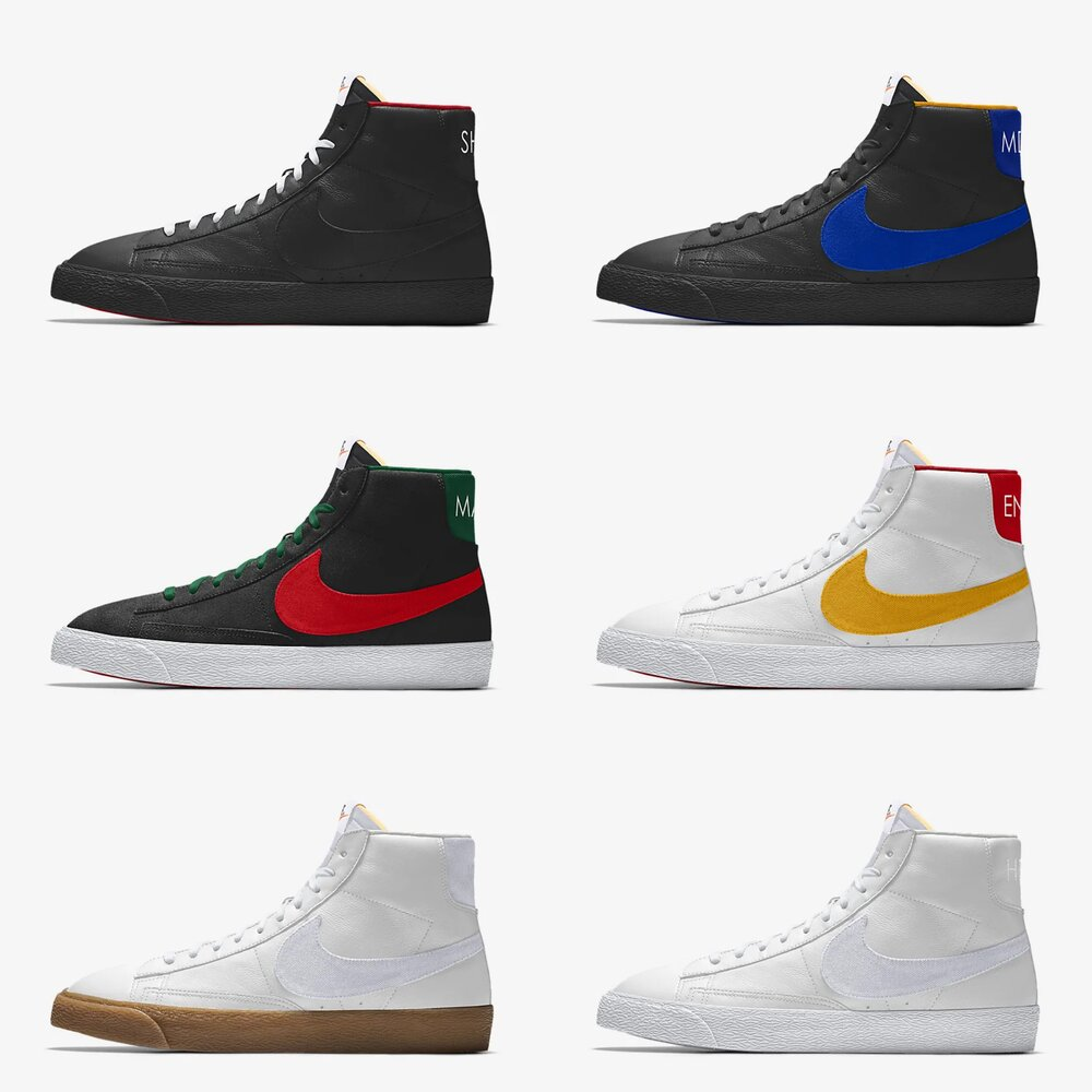 Now Available: Nike Blazer Mid