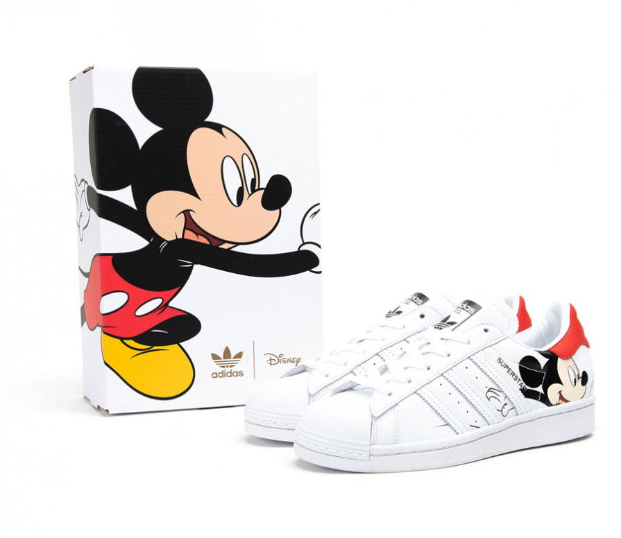 adidas superstar disney