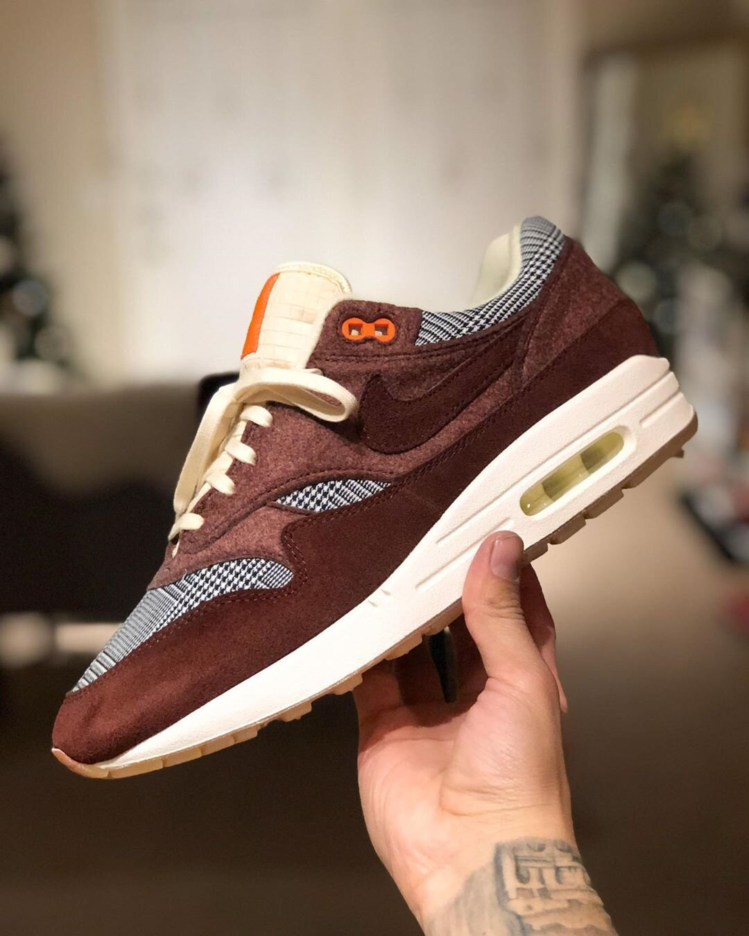 """Nike Air Max 1 """"Bronze Eclipse"""" : Sale Price: $68.97 (Retail $120)  – FREE SHIPPING"""