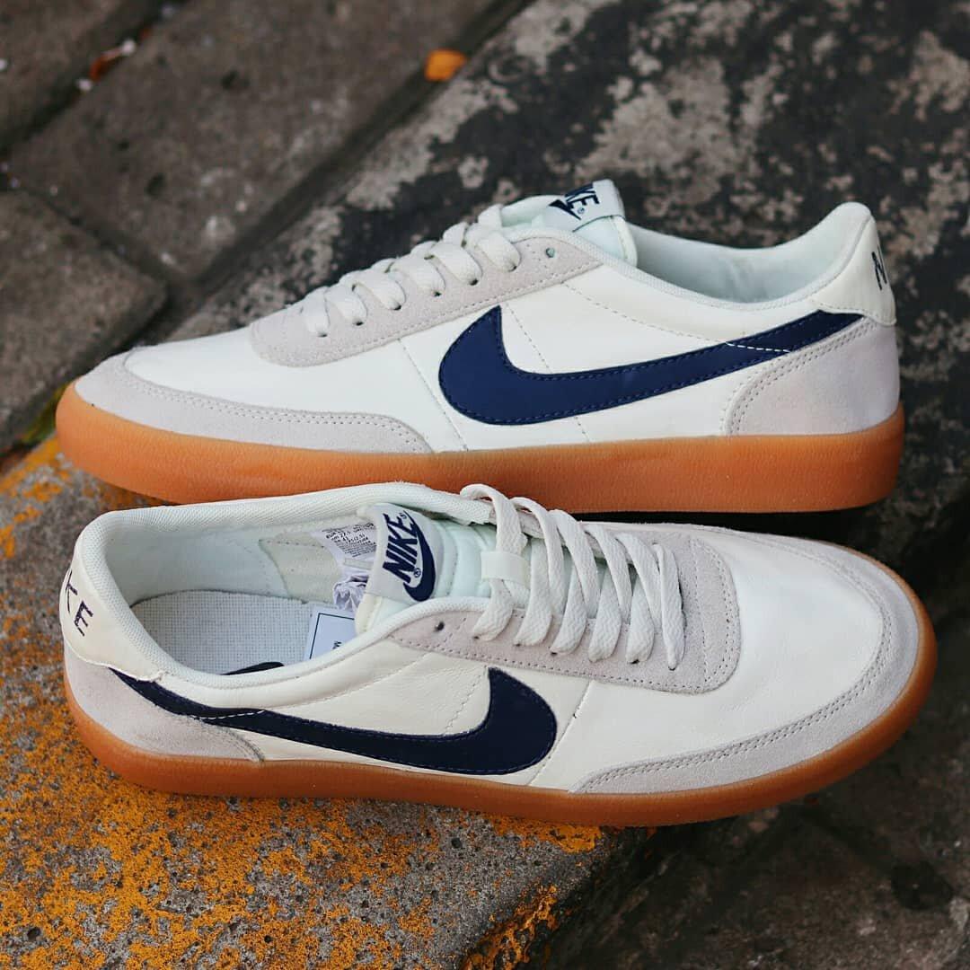 "Nike Killshot II ""Midnight Navy"" : Sale Price: $54.38 (Retail $90)  – FREE SHIPPING – use code:  – BEST20 –  at checkout"