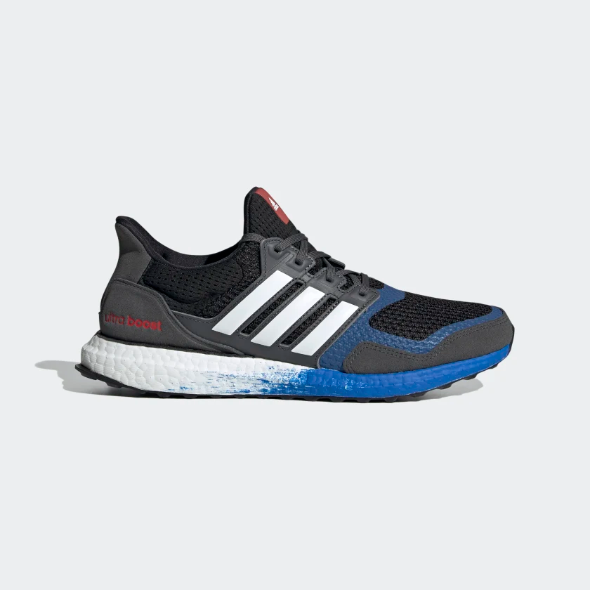 """adidas UltraBOOST DNA """"Black Blue"""" : Sale Price: $93.75 (Retail $180)  – FREE SHIPPING – use code:  – 25LUCKY –  at checkout"""