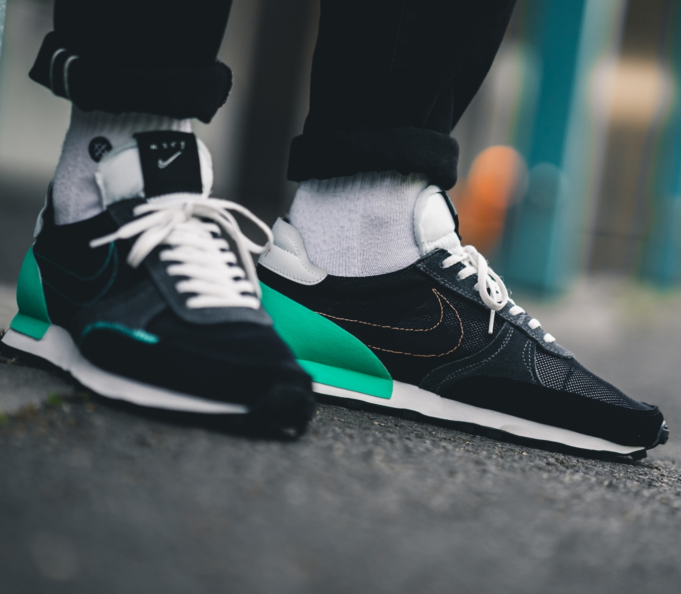 Now Available: Nike Daybreak Type