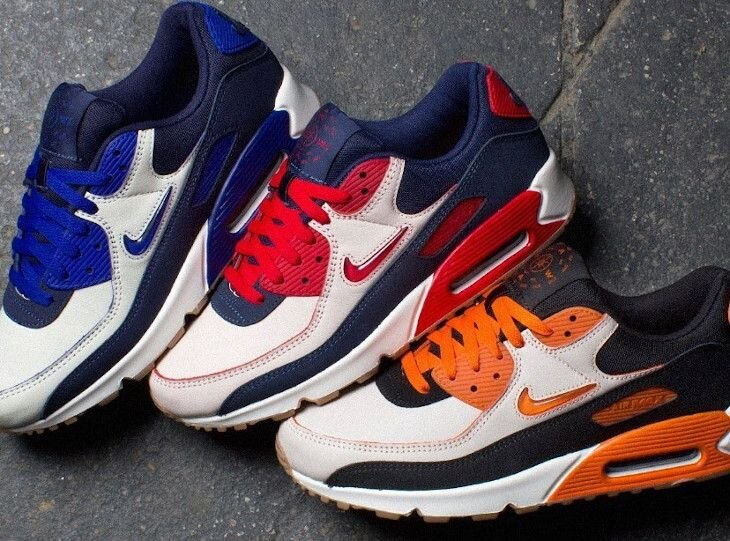 Now Available: Nike Air Max 90