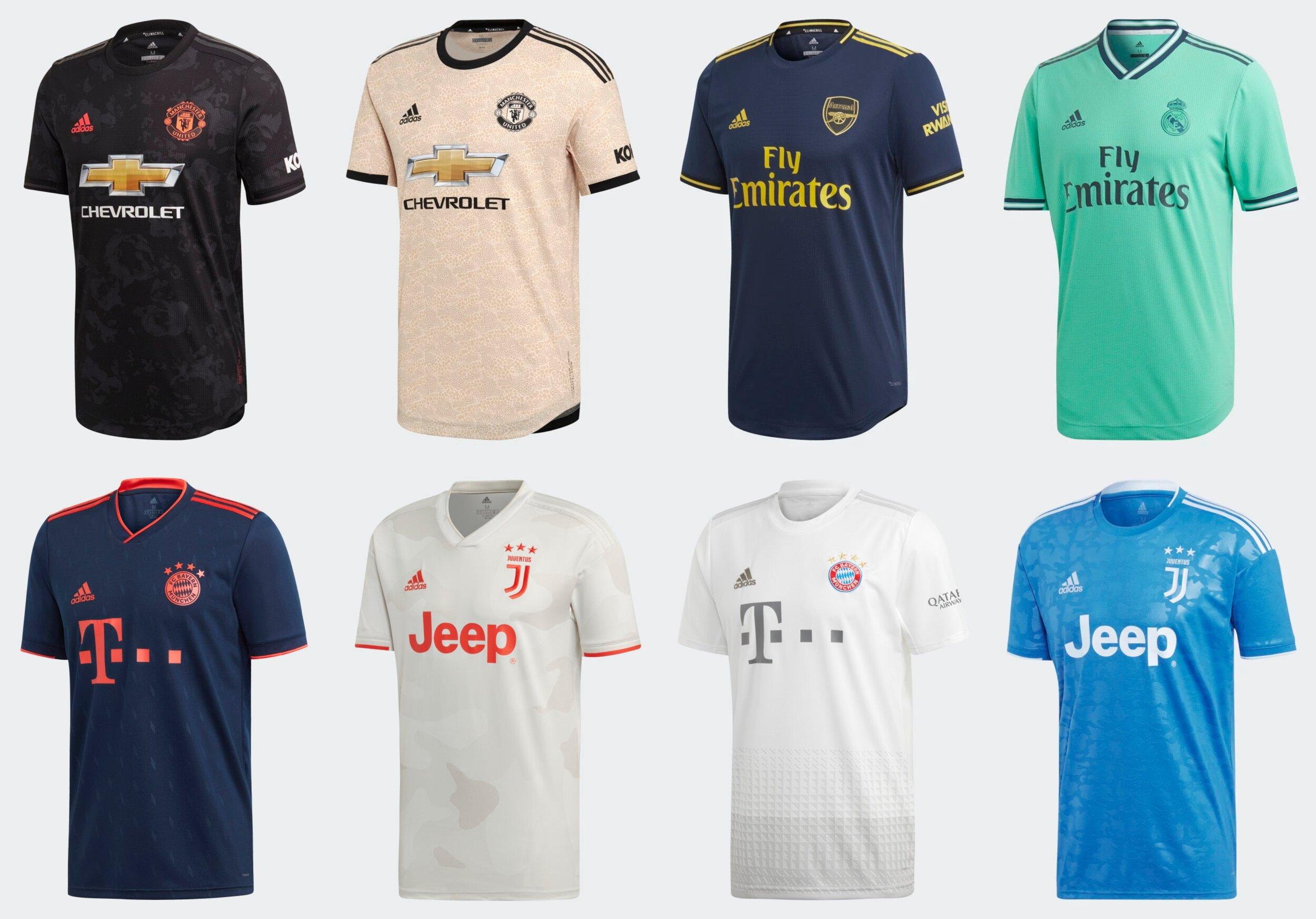 65% OFF adidas Soccer Jerseys — Sneaker Shouts