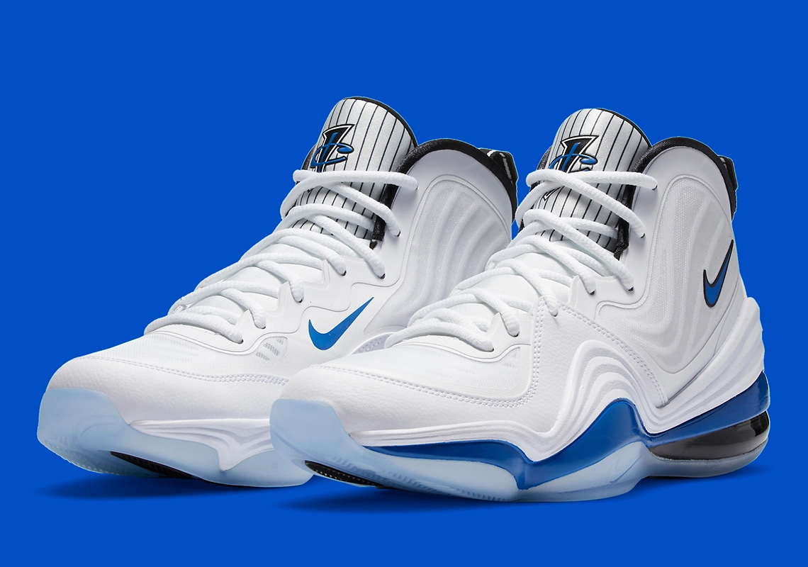 """Now Available: Nike Air Penny V """"Orlando Home"""""""
