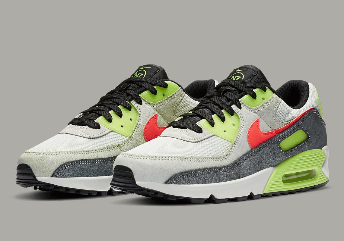 "Restock: Nike Air Max 90 N7 ""Spruce Aura"""