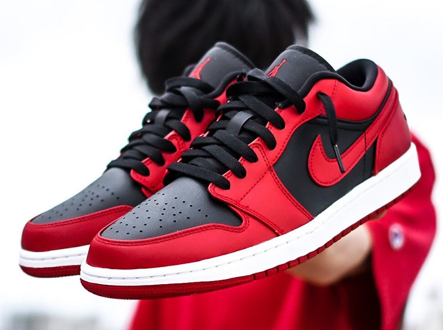 Now Available: Air Jordan 1 Low