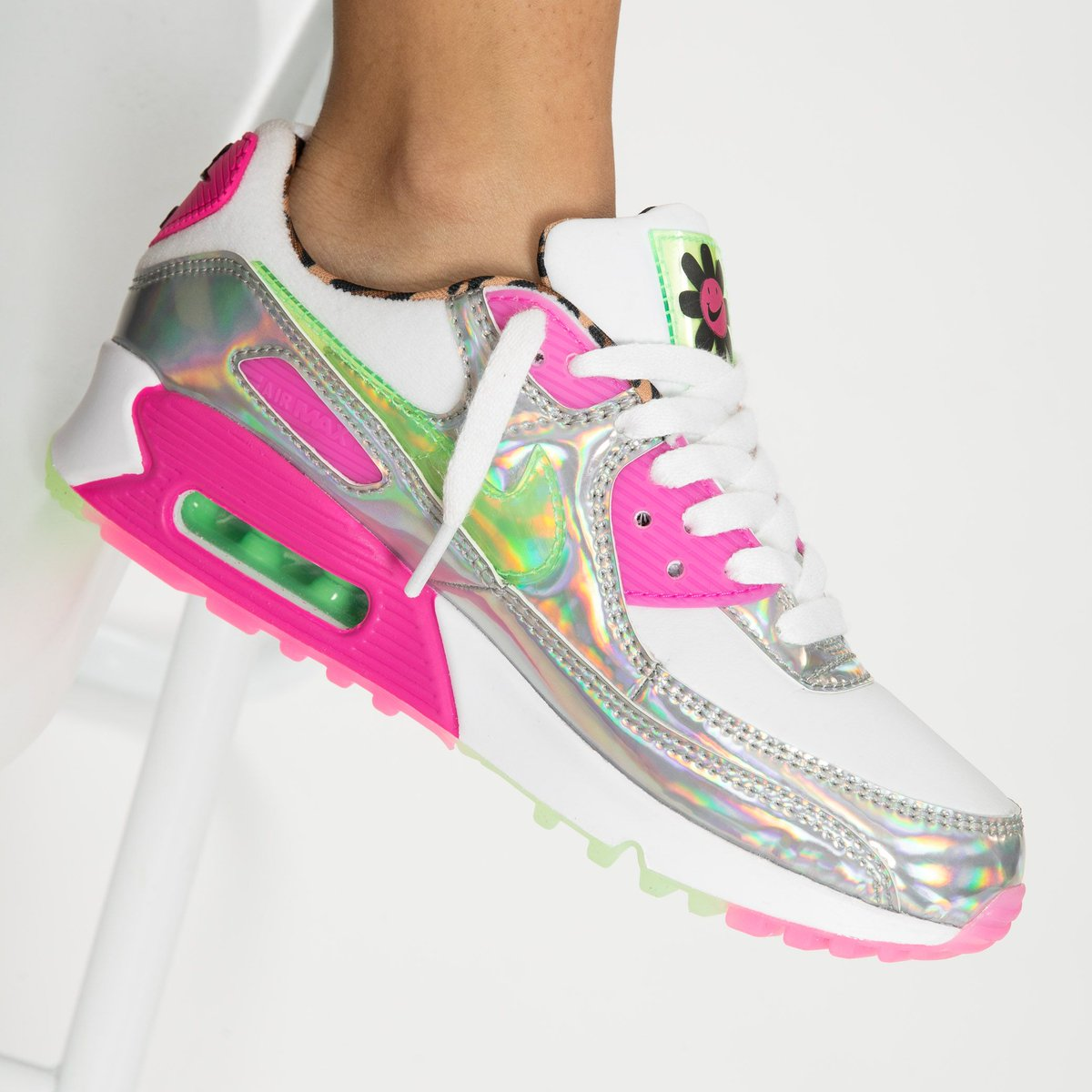 """Women's Nike Air Max 90 LX """"Daisy"""" : Sale Price: $76.97 (Retail $130)  – FREE SHIPPING"""