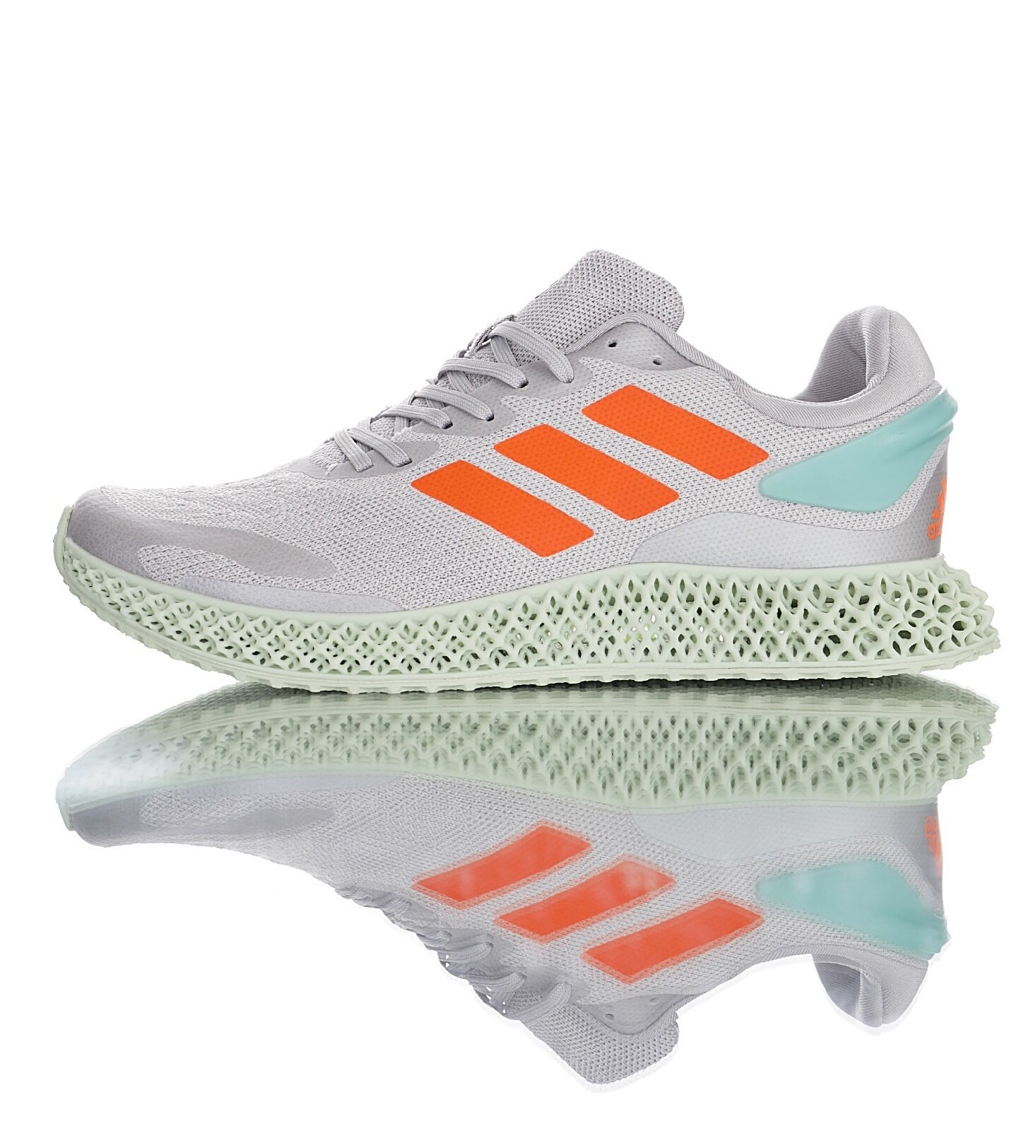 """adidas 4D Run 1.0 """"Grey Coral"""" : Sale Price: $110 (Retail $200)  – use code:  – COZYUP –  at checkout"""