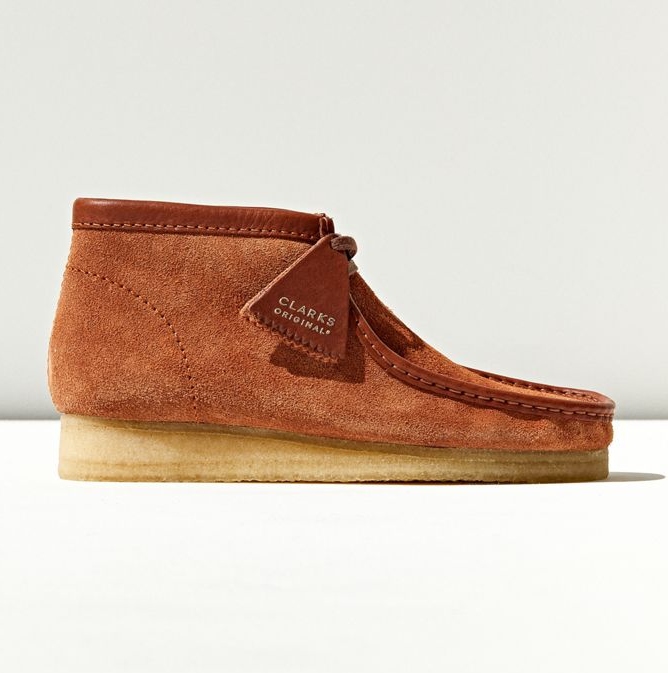 clarks wallabee boots sale