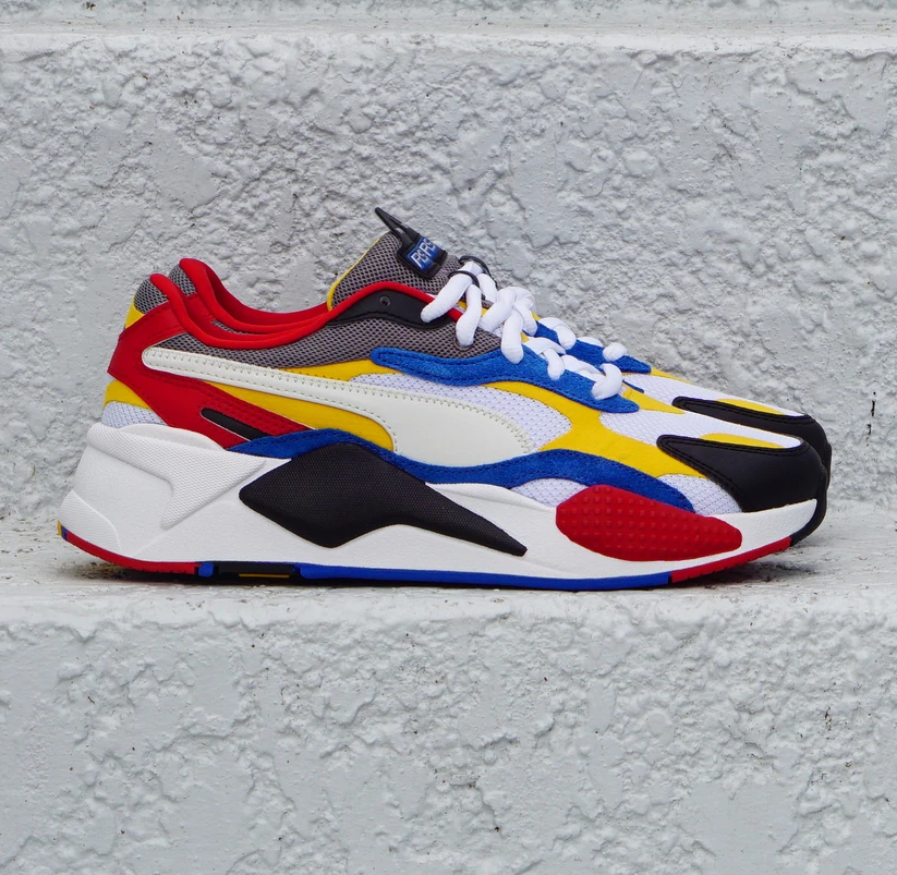 """Puma RS-X3 Puzzle """"Multicolor"""" : Sale Price: $59.99 (Retail $110)  – FREE SHIPPING"""