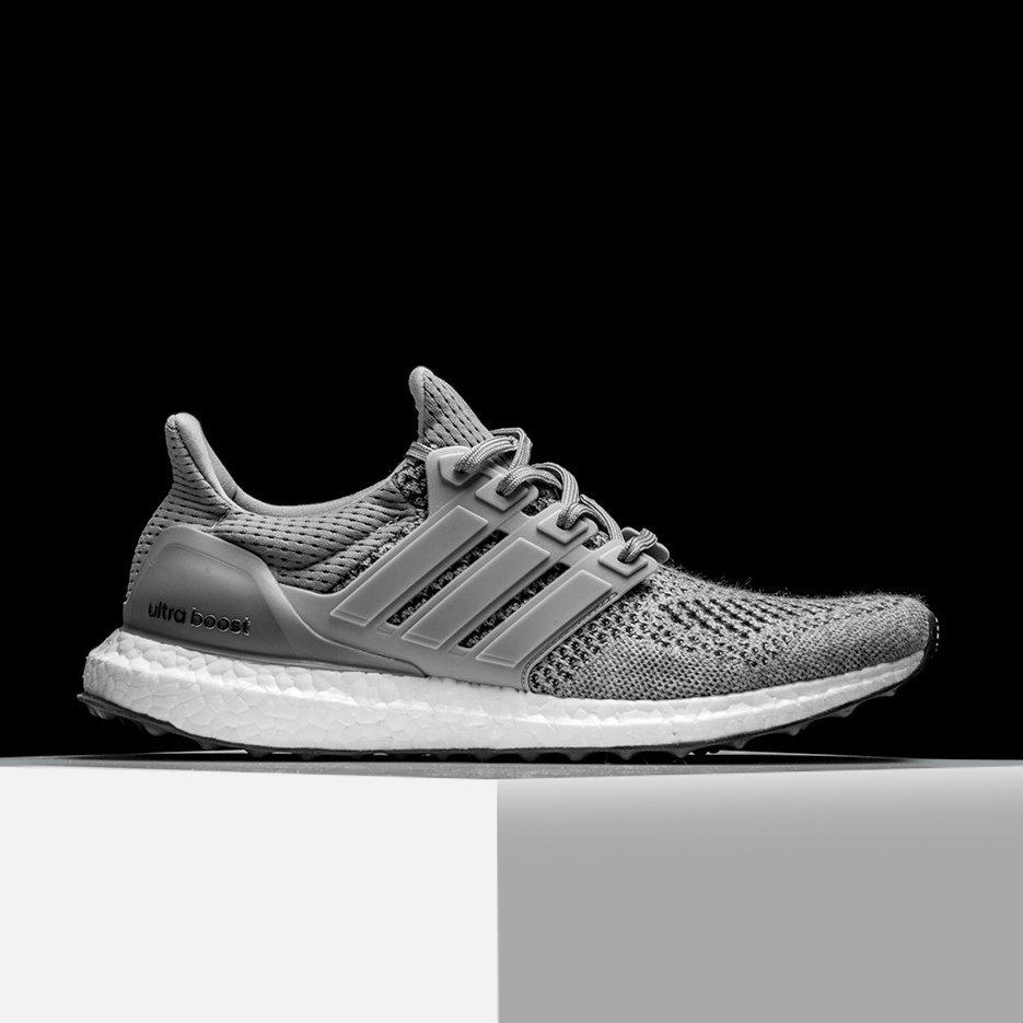 "Restock: adidas UltraBOOST 1.0 OG ""Wool Grey"""