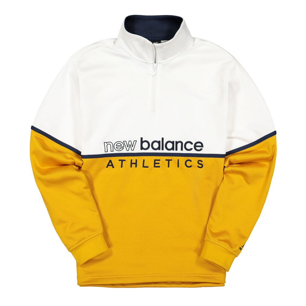 50% OFF the New Balance Athletic Half Zip Track Top