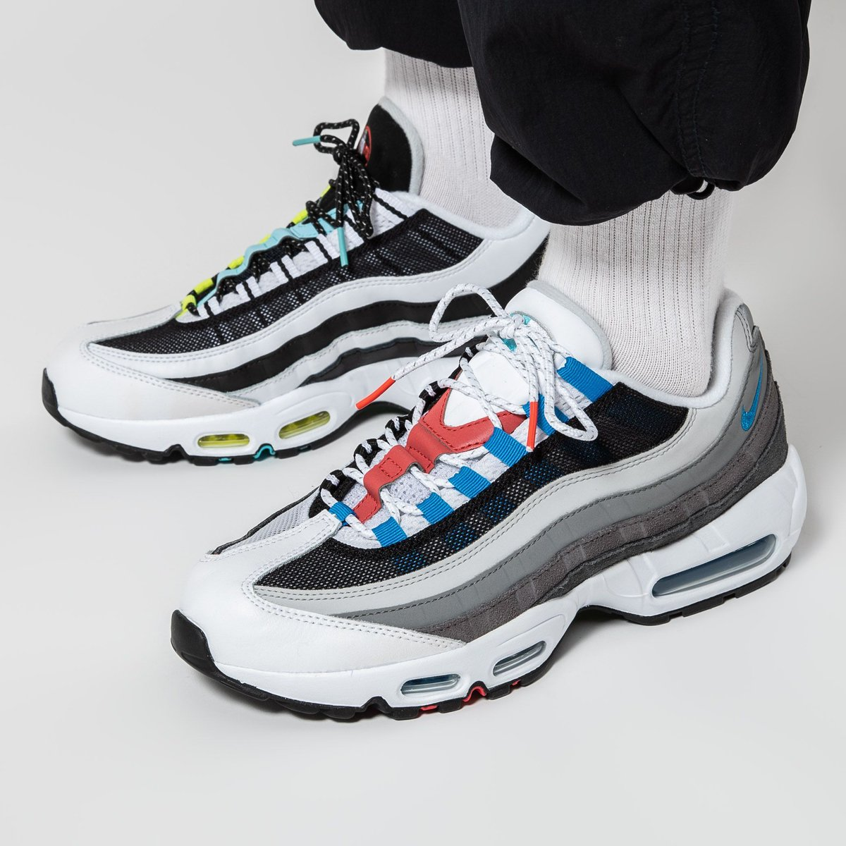 "Nike Air Max 95 ""Greedy 2.0"": Sale Price: $139.99 (Retail $190)  – FREE SHIPPING"