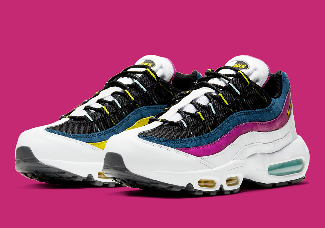 "Nike Air Max 95 ""Cactus Flower"": Sale Price: $127.98 (Retail $170)  – FREE SHIPPING"