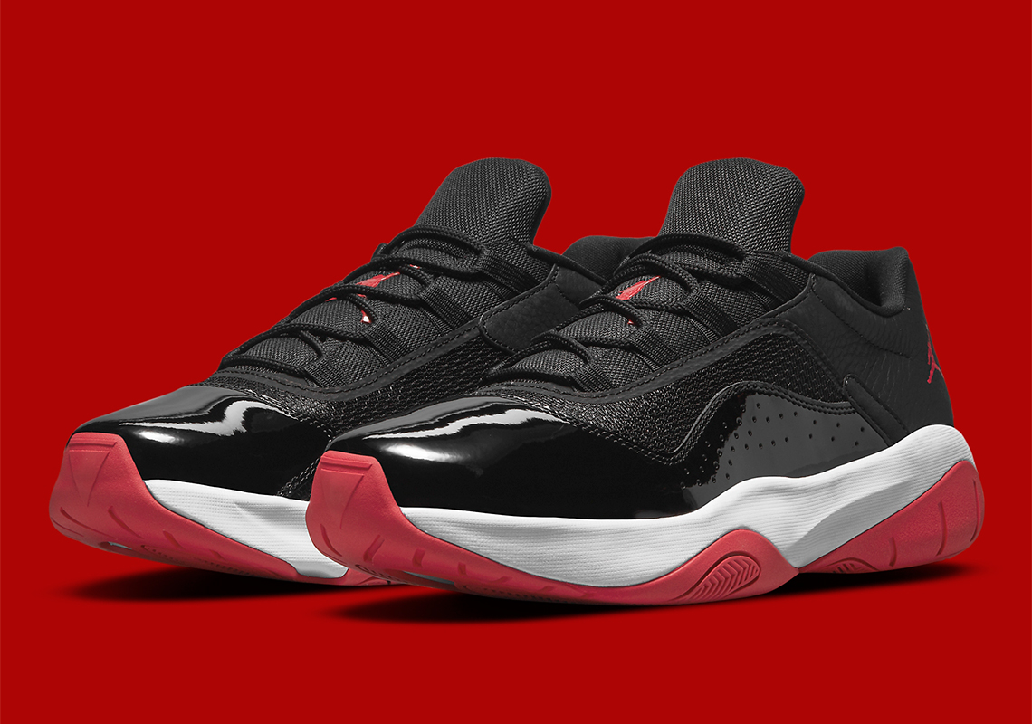 "Now Available: Air Jordan 11 CMFT Low ""Bred"""