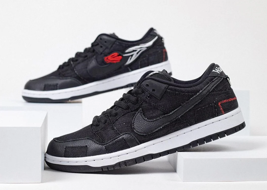 Now Available: Wasted Youth x Nike SB Dunk Low