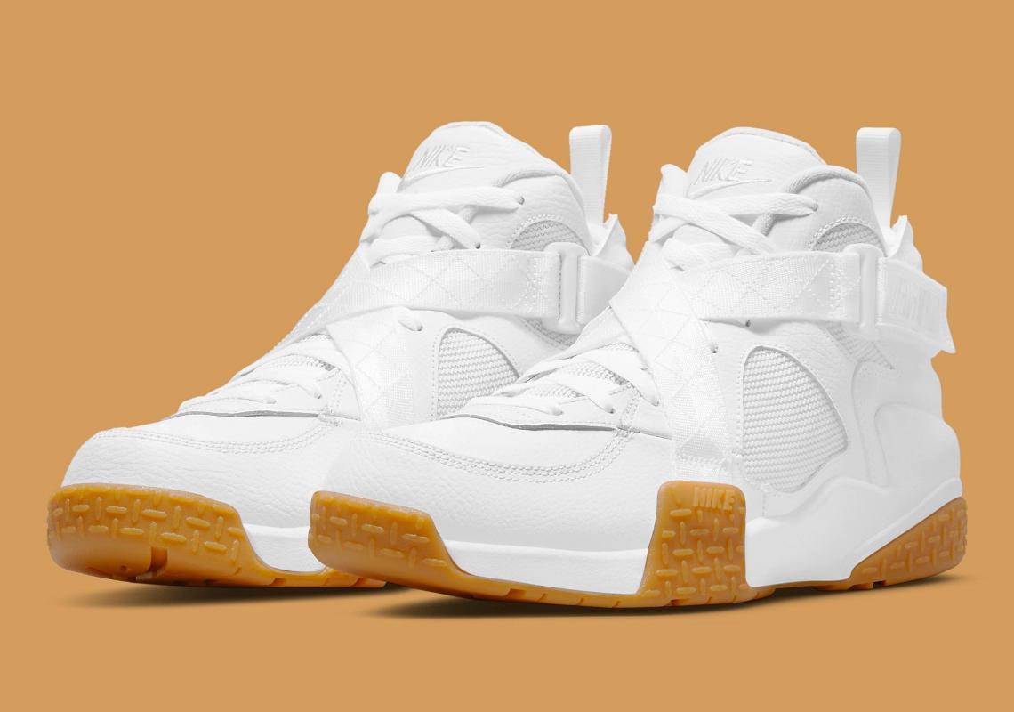 "Now Available: Nike Air Raid OG ""White Gum"""