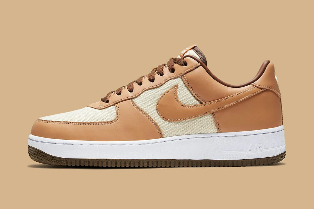"""Now Available: Nike Air Force 1 Low """"Acorns"""""""
