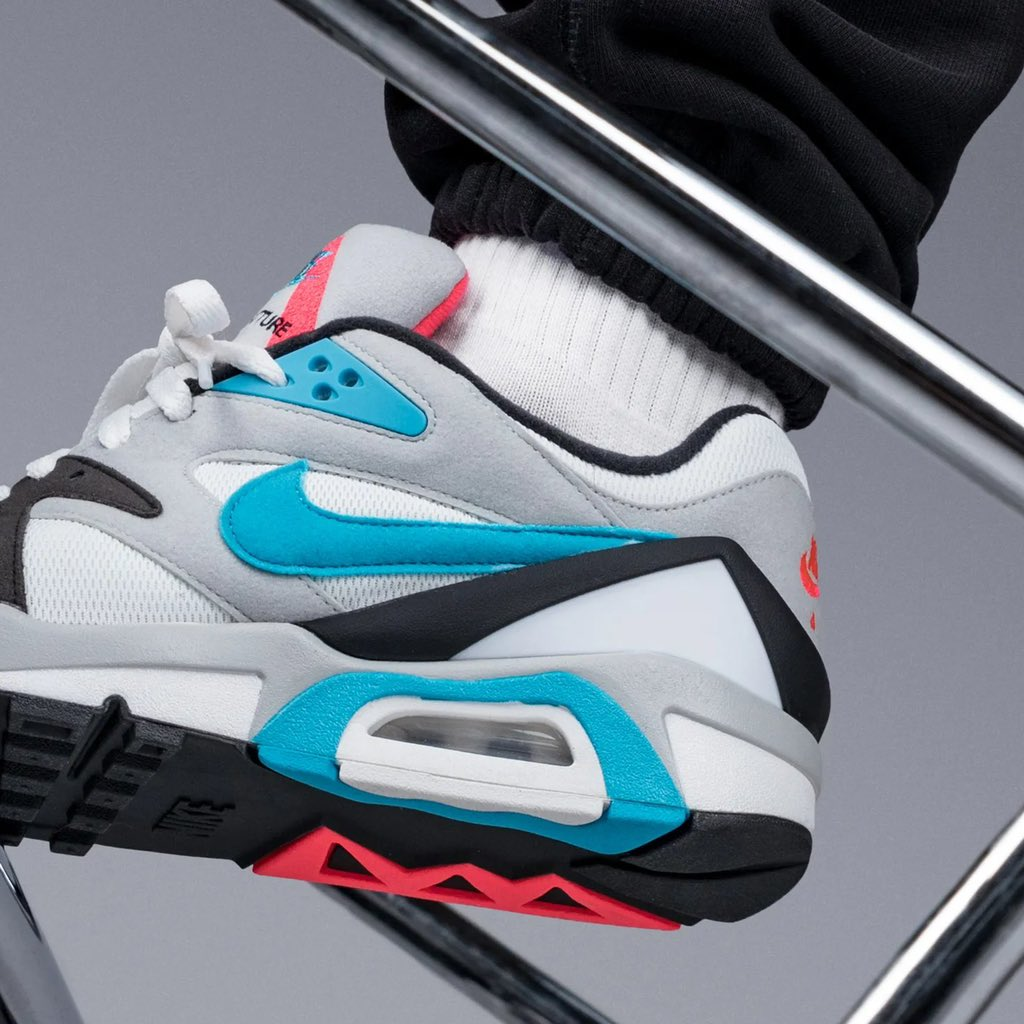 """Now Available: Nike Air Structure OG """"Neo Teal"""""""