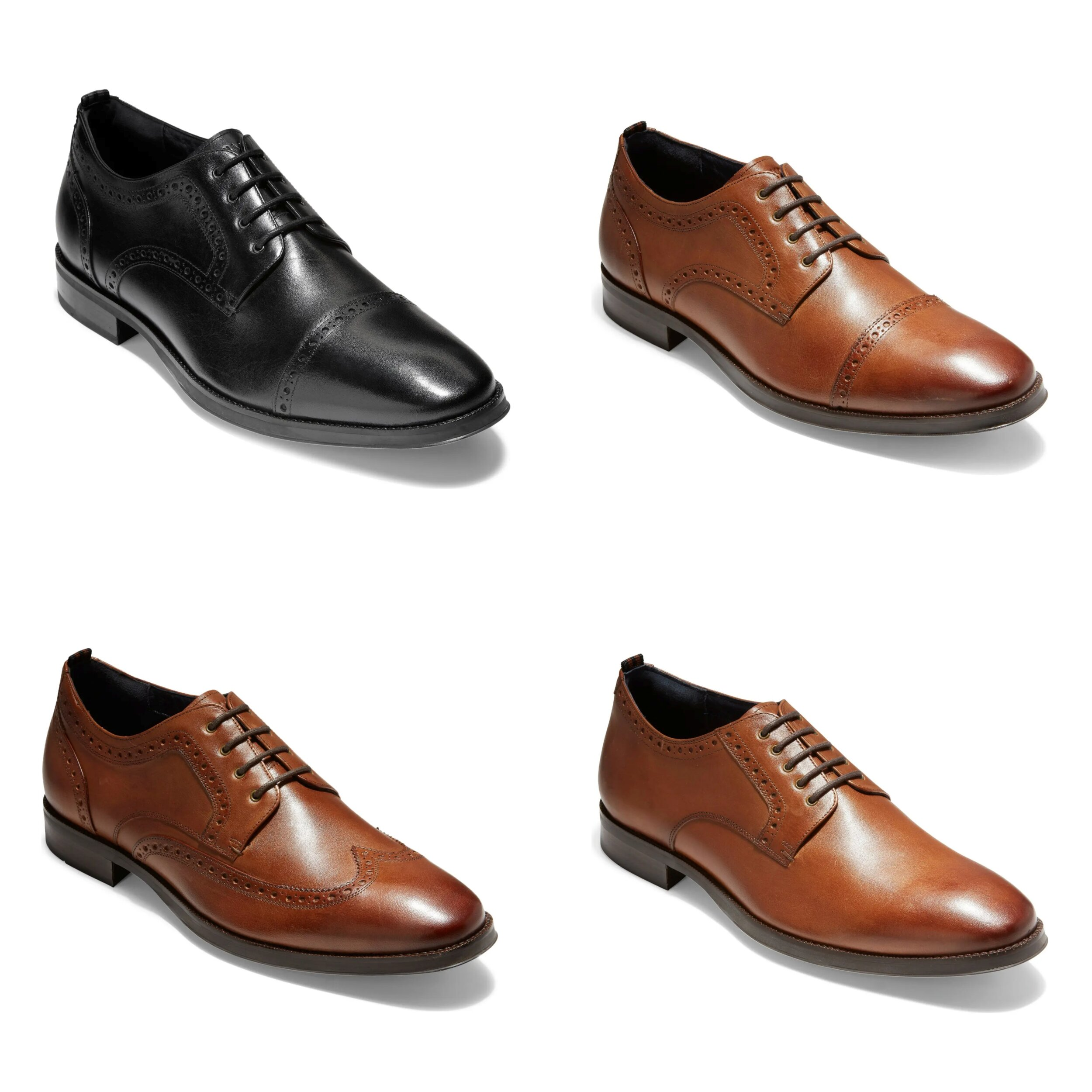 Cole Haan Jefferson Grand 2.0 Dress Shoes: Sale Price: $99.60 (Retail $300)  – FREE SHIPPING