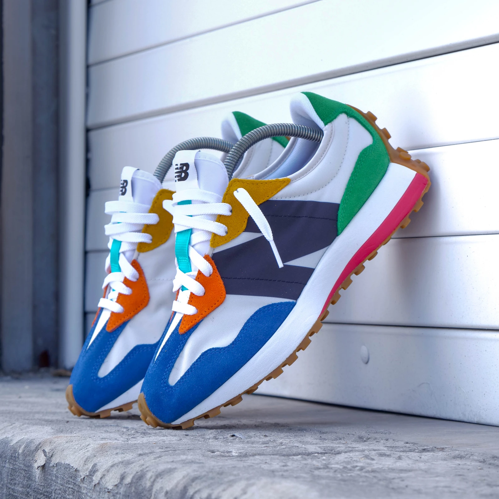 """New Balance 327 """"Multicolor"""": Sale Price: $67.50 (Retail $90)  – FREE SHIPPING"""