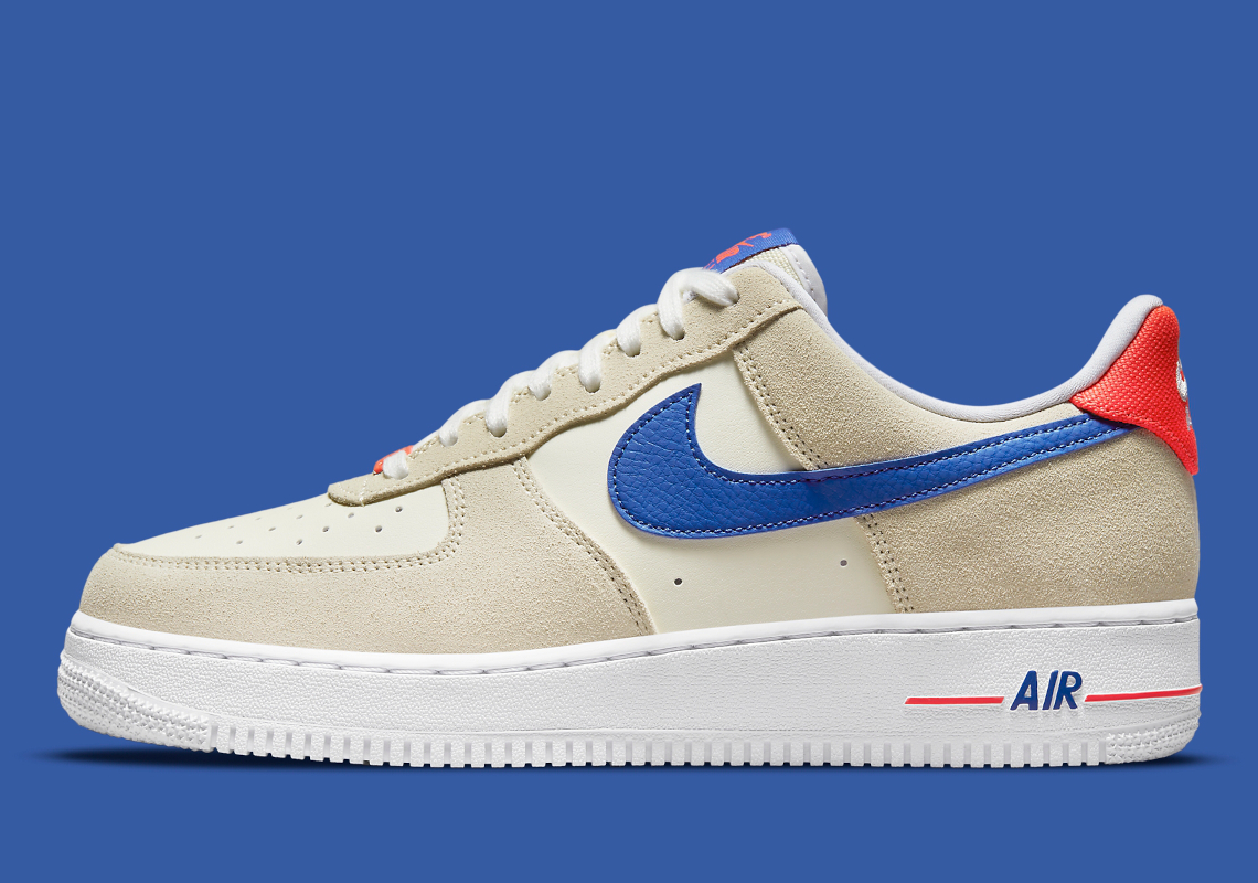 """Now Available: Nike Air Force 1 Low """"Sail Blue"""""""