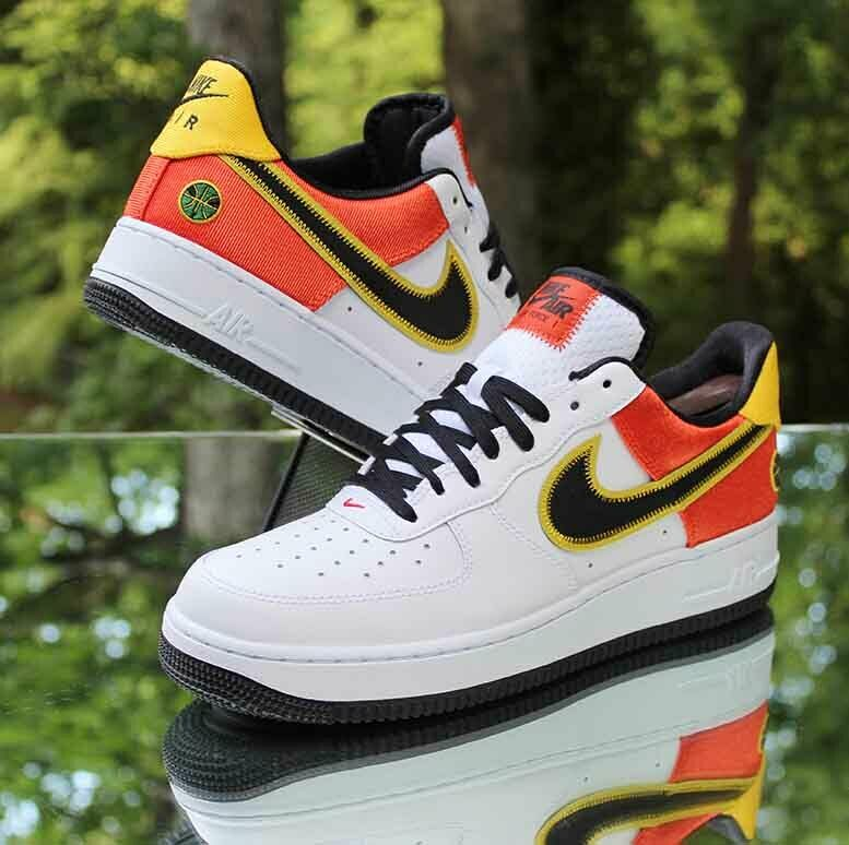 """Nike Air Force 1 Low """"Rayguns"""": Sale Price: $82.97 (Retail $110)  – FREE SHIPPING"""
