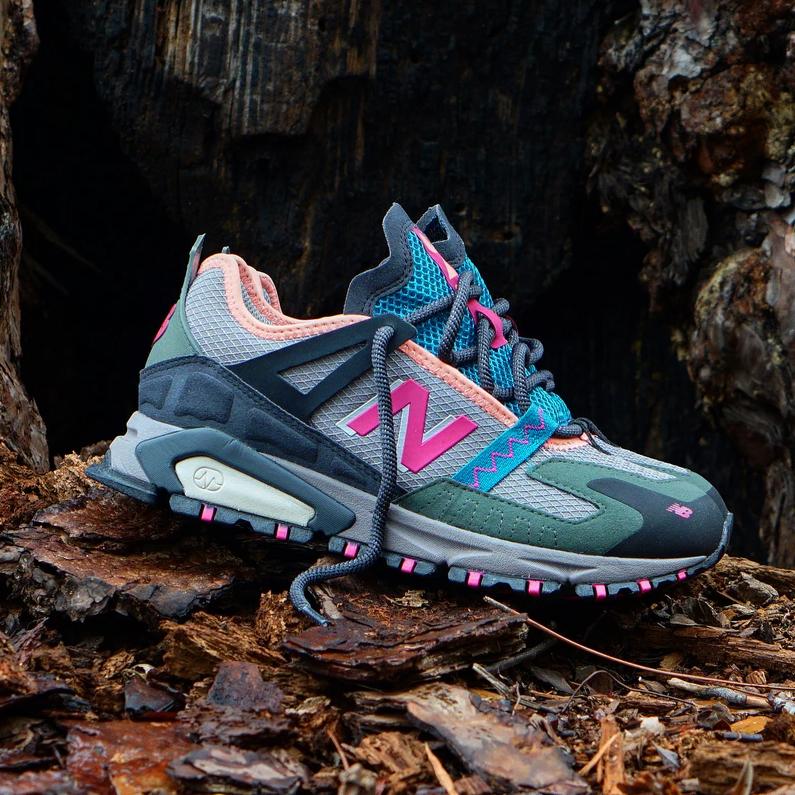 "New Balance X-Racer Trail ""Grey Pink"": Sale Price: $49.99 (Retail $100)"