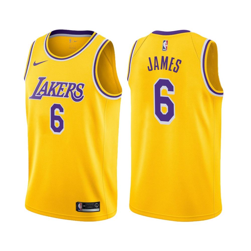 Now Available: 2021/22 Nike NBA Swingman Lebron James Jersey ...