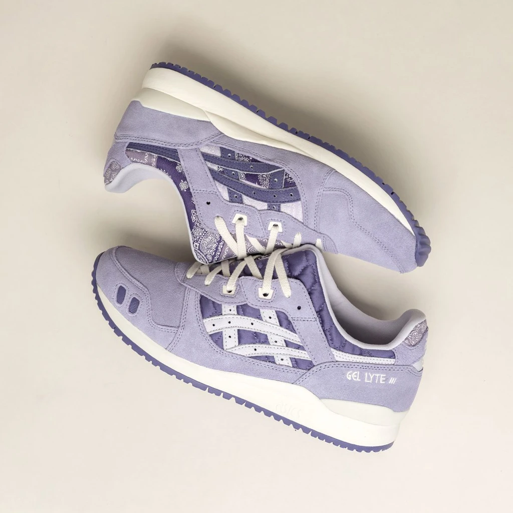 """ASICS Gel Lyte III OG """"Ash Rock"""": Sale Price: $96 (Retail $120)  – FREE SHIPPING – use code:  – TEAM20 –  at checkout"""