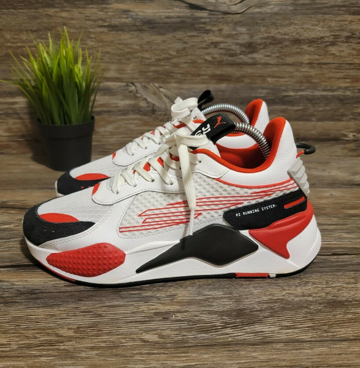 """Puma RS-X Runner """"High Risk Red"""" : Sale Price: $39.99 (Retail $110)  – FREE SHIPPING"""