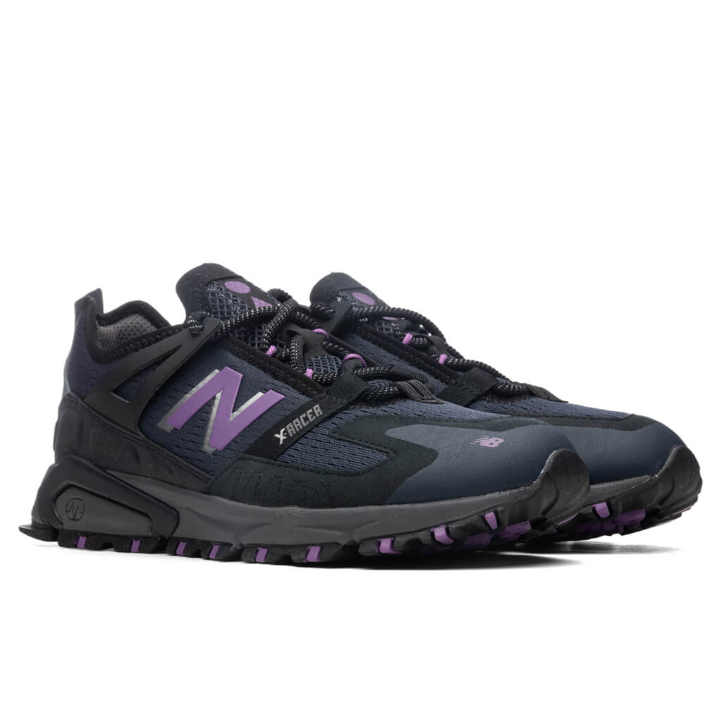 """New Balance X-Racer """"Purple Magnet"""": Sale Price: $60 (Retail $100) – use code:  – LCS40 –  at checkout"""