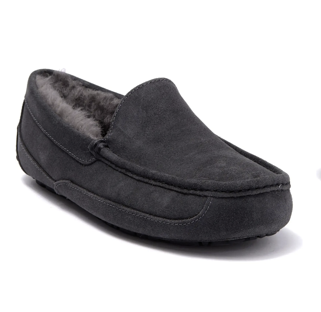 UGG Ascot Wool Lined Slippers: Sale Price: $64.97 (Retail $110)  – FREE SHIPPING on orders $89+