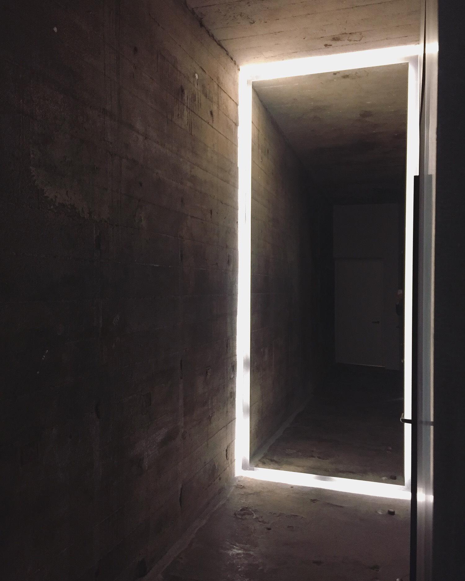Vi følte oss nesten som hjemme på toalettet til The Feuerle Collection