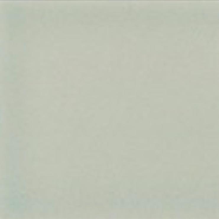 Art Deco Plain field tile 152x152mm Mist