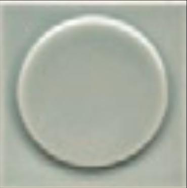 Art Deco tile Quatt 75x75mm Mist